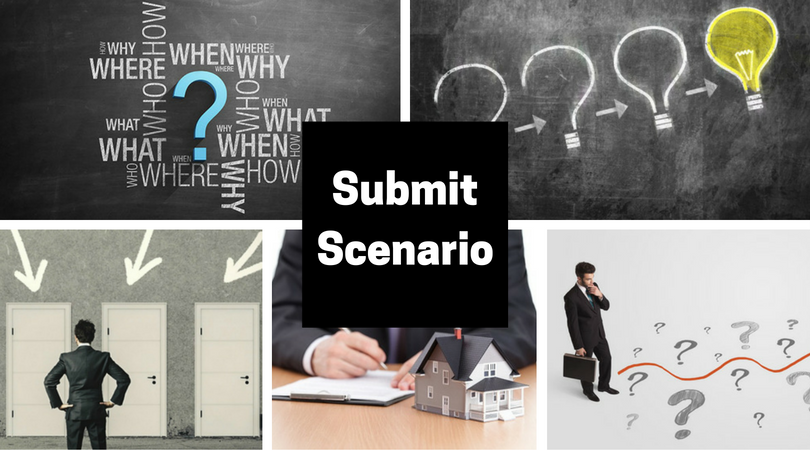Submit a Scenario For Review